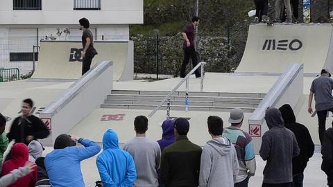 Jorge Simoes Stock Video Footage