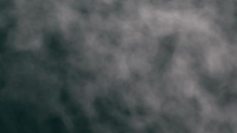 Wall of Smoke Loop Stock Video Footage