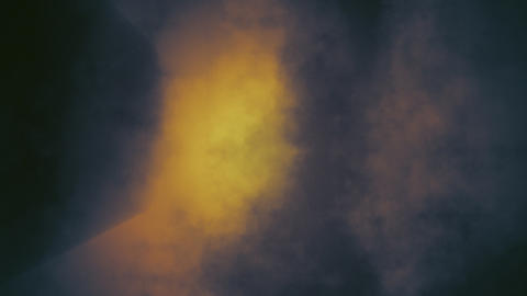 Smoky Space Nebula 2 Loop Stock Video Footage