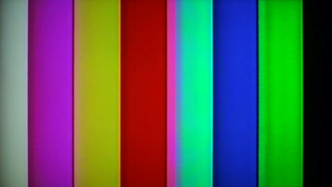 Color bar generator Animation