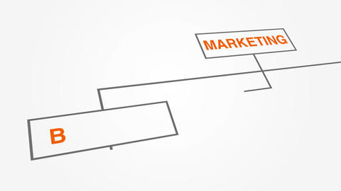 Marketing Sitemap Stock Video Footage