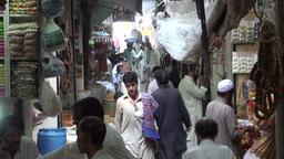Mysterious Islamabad Bazaar Footage