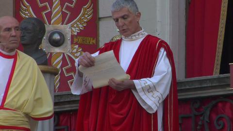 roman procurator 02 Footage