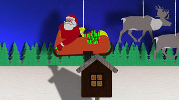Making Christmas Special Plantilla de After Effects