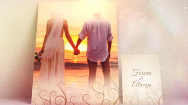 Wedding Card After Effects Projekt