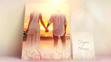 Wedding Card After Effects Template