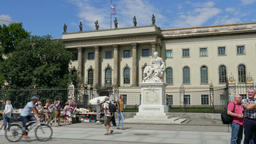 Humboldt University of Berlin, one of Berlin's oldest universities Live Action