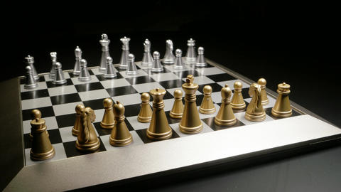 Chess board Footage