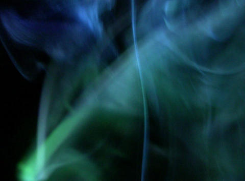 Mix Color Smoke 4 Stock Video Footage