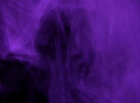 Purple Smoke 2 Stock Video Footage