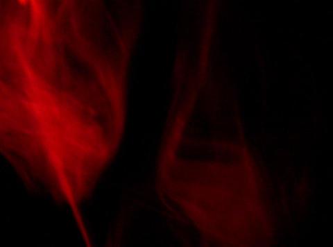 Red Smoke 2 Stock Video Footage