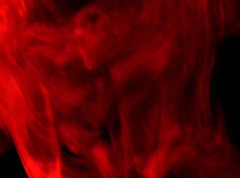 Red Smoke 4 Stock Video Footage
