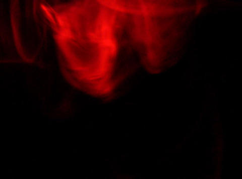 Red Smoke 6 Stock Video Footage