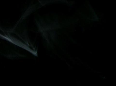 White Smoke 2 Stock Video Footage
