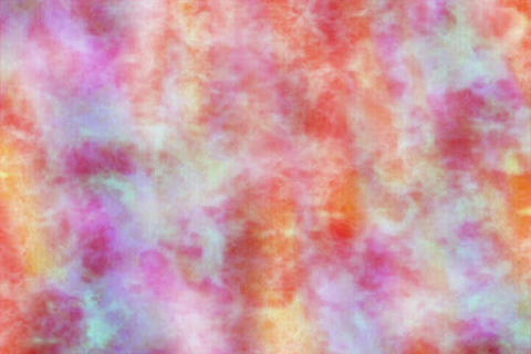 Tie-Dye Psychedelics Stock Video Footage