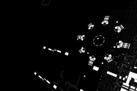 Fly Circuit Stock Video Footage