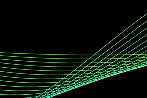 Green Harmonizer Animation Animation