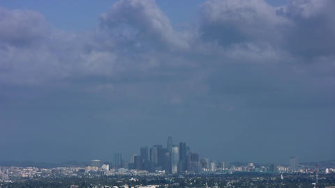 HD Downtown LA 30sec Stock Video Footage