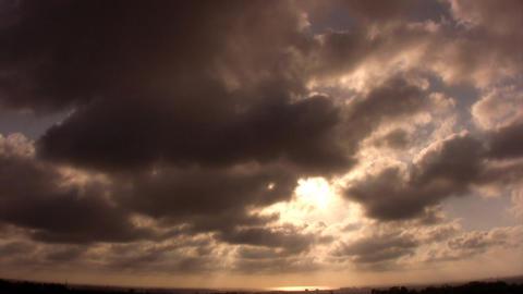 HD Ocean Horizon 3 Stock Video Footage