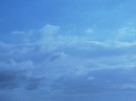 Time lapse Sky Blue 30sec Stock Video Footage