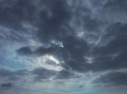 Time lapse Sky Clouds 02 30sec Footage