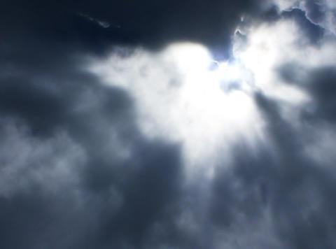 Gloom Sky Stock Video Footage