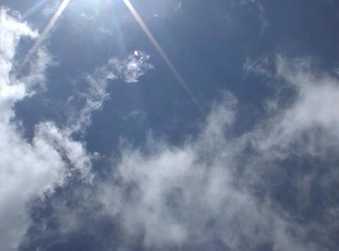 TimeLapse Sky Mar15 02 60sec Stock Video Footage