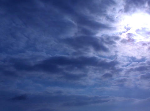 Time lapse Sky Sunlight 02 30sec Stock Video Footage