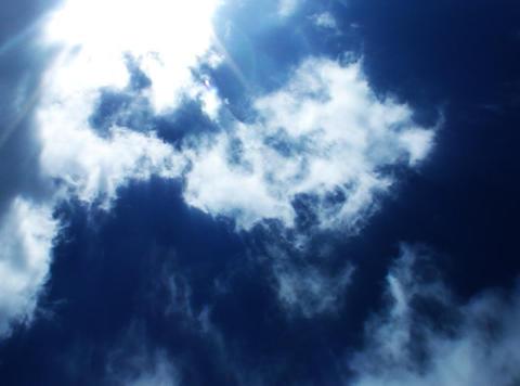 TimeLapse Sky Mar15 02b 30sec Stock Video Footage
