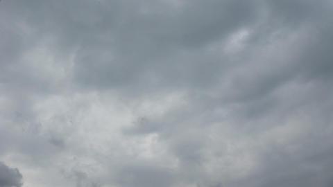 dark cloud loop Stock Video Footage