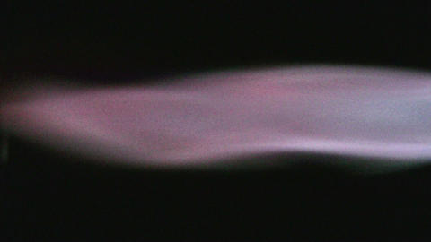 blue flame Stock Video Footage