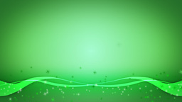 green background Stock Video Footage