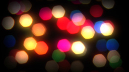 colorful lights Animation