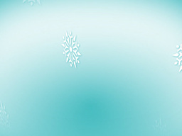 Snowflake falling CG Stock Video Footage