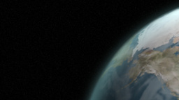 Earth 9 Stock Video Footage