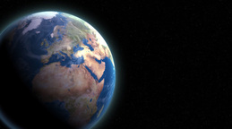 Earth 8 Stock Video Footage
