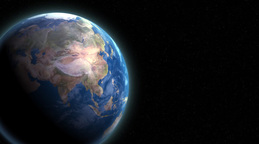 Earth 4 Stock Video Footage