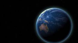 Earth 2 Stock Video Footage