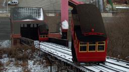 Classic Railway Transport (Fast) Footage