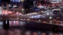 modern city Stock Video Footage