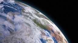 animated globe Stock Video Footage