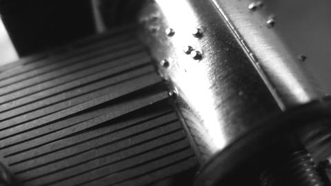 Music box. Close-up. Seamless Stock Video Footage