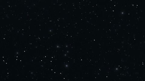 Still Stars Background Design Element Stock Video Footage