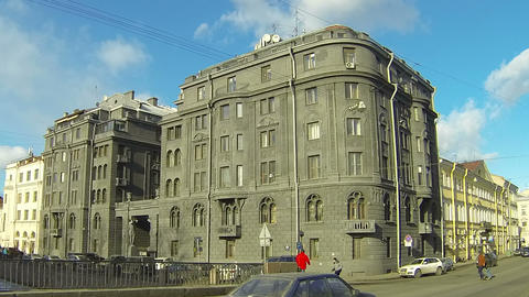 R.G.Vege's profitable house in St. Petersburg Footage