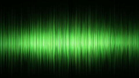 Green waveform Stock Video Footage