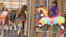 CARROUSEL Stock Video Footage