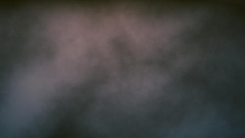 Swirling Storm Clouds Closeup Looping Animation Stock Video Footage