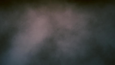 Swirling Storm Clouds Closeup Looping Animation Animation