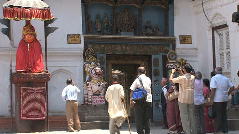 Nepal 081 Stock Video Footage