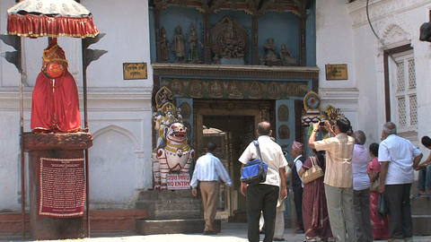 Nepal 081 Stock Video Footage
